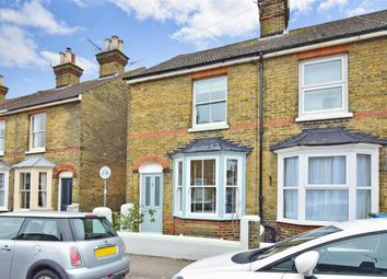 Thumbnail 2 bed end terrace house for sale in Kings Road, Faversham, Kent