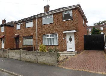 Thumbnail 3 bed semi-detached house for sale in Oak Road, Bebington