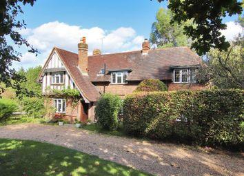 Thumbnail 3 bed semi-detached house for sale in Uckfield Lane, Hever, Edenbridge