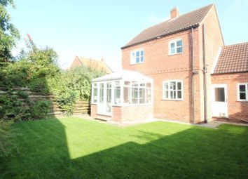 3 bed detached house for sale in The Green, Wistow, Selby YO8