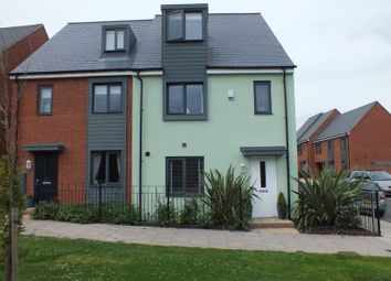 Thumbnail 4 bedroom semi-detached house for sale in Birchfield Way, Telford, Shropshire