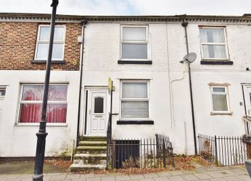 Thumbnail 2 bed terraced house for sale in Barton Road, Eccles, Manchester