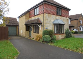 Thumbnail 1 bed detached house to rent in Shipley Mill Close, Ashford, Kent