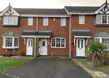 Thumbnail 2 bed terraced house for sale in Brandy Brook, Johnstown, Wrexham