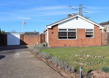 Thumbnail 3 bedroom detached bungalow for sale in Queensway, Kirkby-In-Ashfield, Nottingham