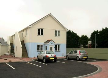 Thumbnail 2 bed flat to rent in Newquay Road, Goonhavern, Truro
