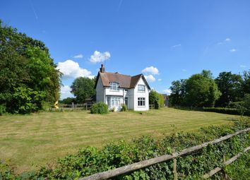 Thumbnail 4 bed detached house for sale in Norwood Hill Road, Charlwood, Horley