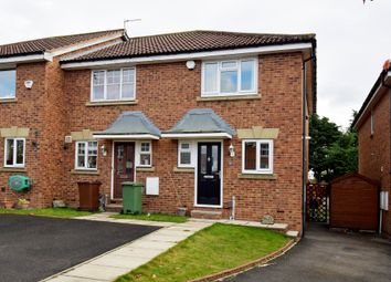Thumbnail 2 bed town house for sale in Berryfield Garth, Ossett