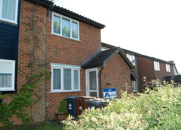 Thumbnail 2 bed terraced house to rent in Turpins Close, Hertford
