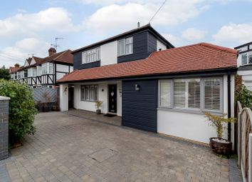 Thumbnail 3 bed detached house for sale in Cardinal Avenue, Kingston Upon Thames