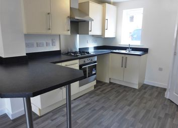 Thumbnail 3 bed property to rent in Linus Grove, Cardea, Peterborough