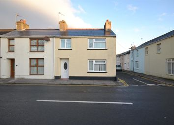 Thumbnail 3 bed end terrace house for sale in Station Road, Pembroke