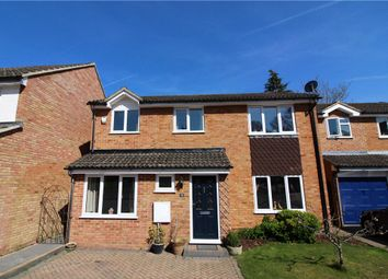 Thumbnail 4 bed detached house for sale in Byron Close, Yateley