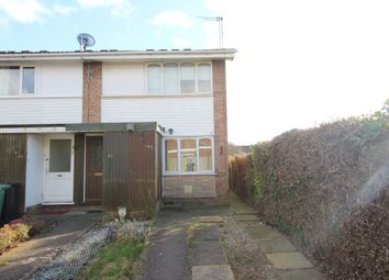 Thumbnail 1 bed flat for sale in Roebuck Glade, Willenhall