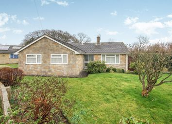 Thumbnail Detached bungalow for sale in White Hart Close, Kings Stag, Sturminster Newton