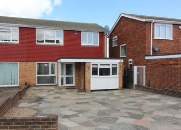 Thumbnail 3 bedroom semi-detached house for sale in Nicholson Road, Orpington, Kent