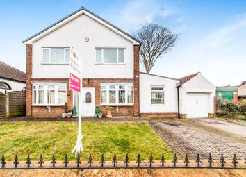 Thumbnail 4 bedroom detached house for sale in Spring Garden Lane, Ormesby, Middlesbrough