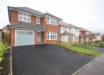 Thumbnail 4 bedroom detached house to rent in Dundas Road, Off Hilton Lane, Worsley