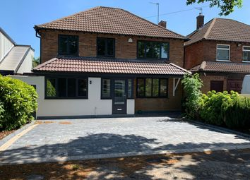4 bed detached house for sale in Alcester Road, Hollywood, Birmingham B47