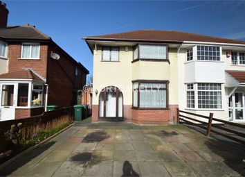 Thumbnail 3 bed semi-detached house for sale in Lyndhurst Road, West Bromwich, West Midlands