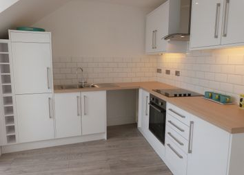 Thumbnail 1 bedroom flat to rent in High Street, Bideford