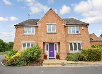 Thumbnail 4 bed detached house for sale in Tythbarn Leys, Coton Park, Rugby, Warwickshire