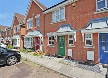 Thumbnail 2 bed terraced house to rent in Heathside Close, Newbury Park