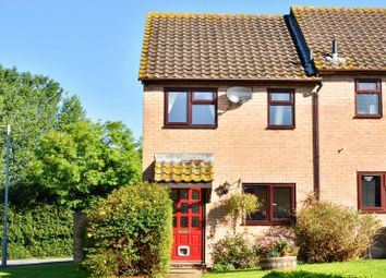 Thumbnail 2 bed end terrace house for sale in Manor Fields, Burghill, Hereford