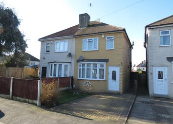 Thumbnail 2 bed semi-detached house for sale in Anthony Crescent, Alvaston, Derby