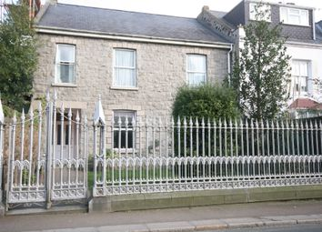 Thumbnail 7 bed end terrace house for sale in Midvale Road, St Helier
