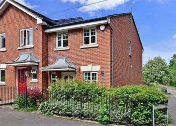 Thumbnail 2 bedroom end terrace house for sale in Woodlands Road, Gillingham, Kent