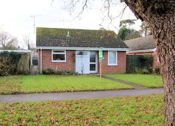 Thumbnail 2 bedroom bungalow to rent in Church Road, Thurston, Bury St Edmunds, Suffolk