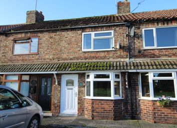 Thumbnail 2 bed terraced house for sale in East View, South Kilvington, Thirsk