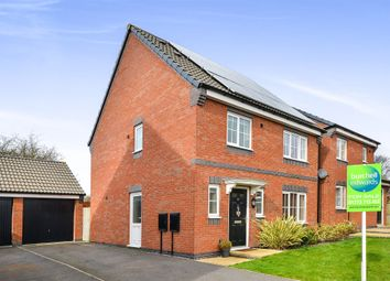 Thumbnail 3 bed detached house for sale in Wessex Drive, Giltbrook, Nottingham