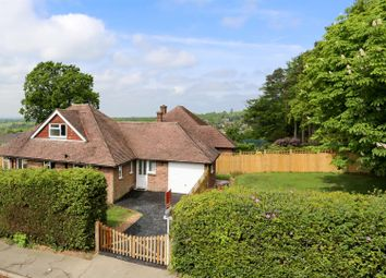 Thumbnail 4 bed detached bungalow for sale in Prospect Road, Heathfield