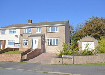 Thumbnail 4 bedroom semi-detached house for sale in Thornton Road, Whitehaven