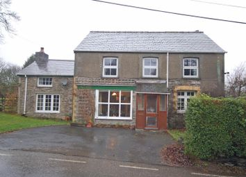 Thumbnail 4 bed property for sale in Devils Bridge, Aberystwyth