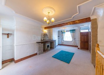 Thumbnail 3 bed terraced house for sale in Greenfield, Newbridge, Newport.