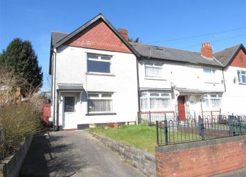 Thumbnail 2 bed end terrace house for sale in Parker Place, Cardiff