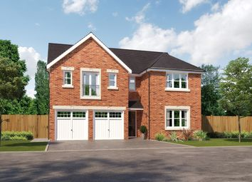 "Thumbnail 5 bed detached house for sale in ""Kingsmoor"" at Whittingham Lane, Broughton, Preston"