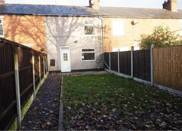 Thumbnail 3 bed terraced house to rent in Casson Street, Ironville