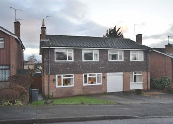 Thumbnail 3 bed semi-detached house for sale in Larchwood Drive, Tuffley, Gloucester