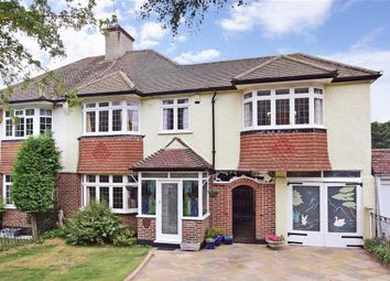 Thumbnail 4 bed semi-detached house for sale in Featherbed Lane, Croydon, Surrey