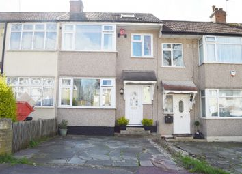 Thumbnail 4 bed terraced house for sale in Macdonald Avenue, Hornchurch