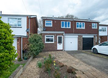 Thumbnail 3 bed semi-detached house for sale in Kennedy Close, Petts Wood, Orpington