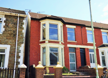 Thumbnail 4 bed terraced house for sale in Victoria Street, Pontycymer, Bridgend
