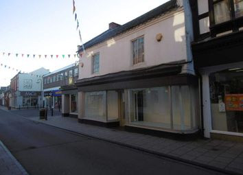 Thumbnail Retail premises to let in 10B Green End, Whitchurch, Shropshire