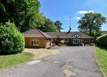 Thumbnail 4 bedroom detached bungalow for sale in Hazlemere, Buckinghamshire
