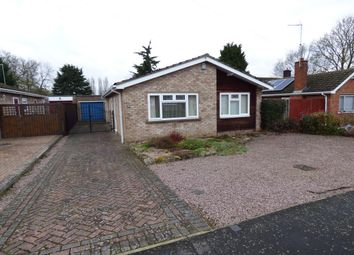Thumbnail 3 bed detached bungalow for sale in Overton Way, Orton Waterville