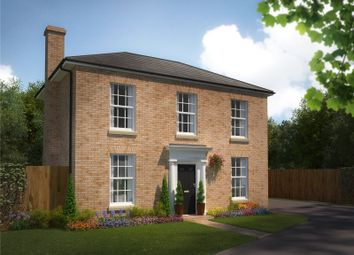 Thumbnail 4 bedroom detached house for sale in Richmond Park, Whitfield, Dover, Kent
